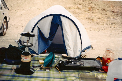 1/17/99 Owl Canyon Campground, Rainbow Basin Natural Area. San Bernardino County, CA