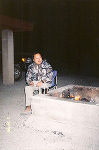 1/16/99 Owl Canyon Campground, Rainbow Basin Natural Area. San Bernardino County, CA