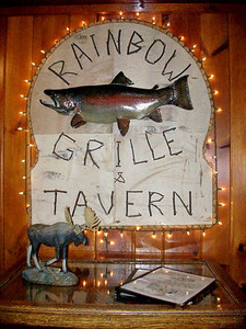 Welcome to the Rainbow Grille & Tavern