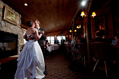 Tall Timber and the Rainbow Grille is the perfect setting for a spectacular wedding.
