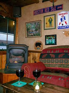 Relax in the Tavern at the Rainbow Grille.