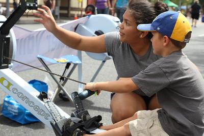 Rainier Rowing @ Rainier Summer Streets Fair