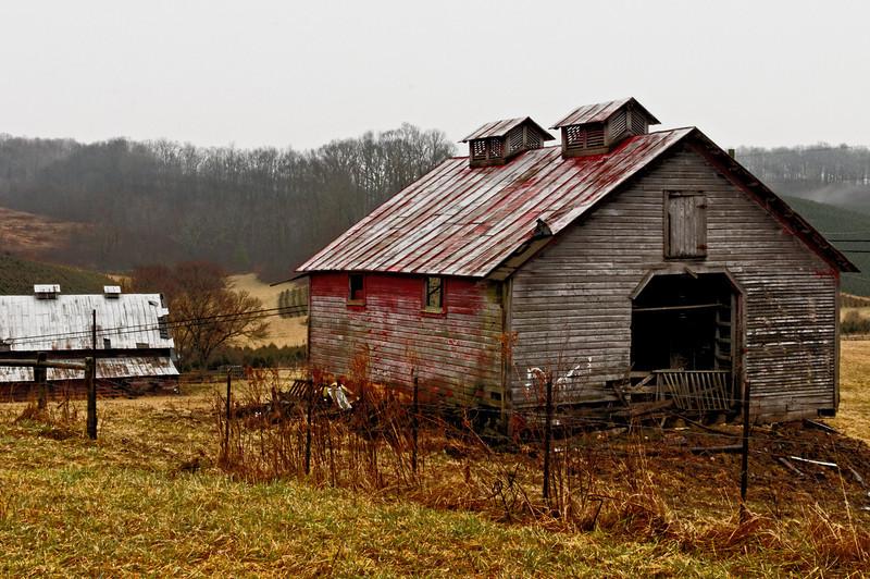 Barn on John Halsey Road I
