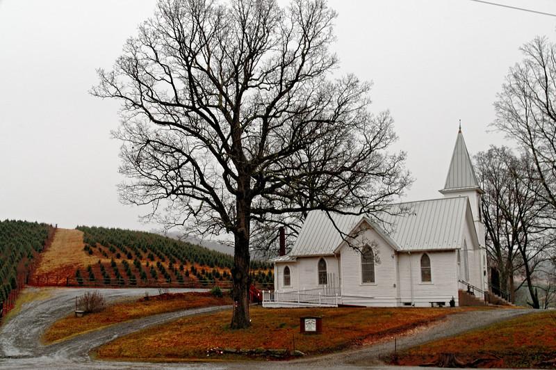 Grassy Creek United Methodist Church