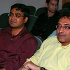 Watching Raghab's performancer with Shantanu at Austin Durga Puja in October of 2008