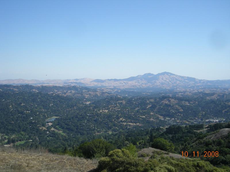 Majestic Mt. Diablo.