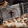 Knights of Malta sword belt