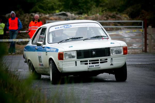 Rally Photographs