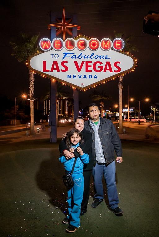 Ramon and family