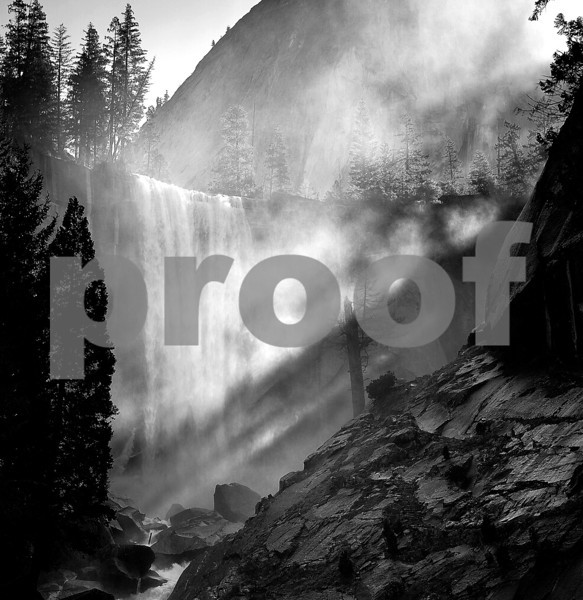 Vernal Falls Mist