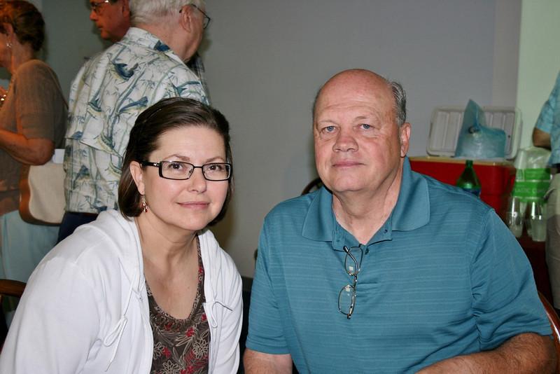 Connie & Ron Hyatt