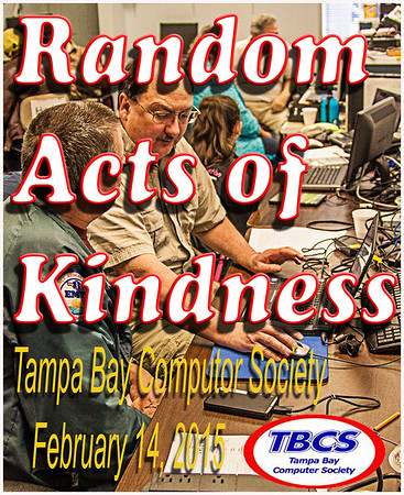 Random Acts of Kindness 2-14-15