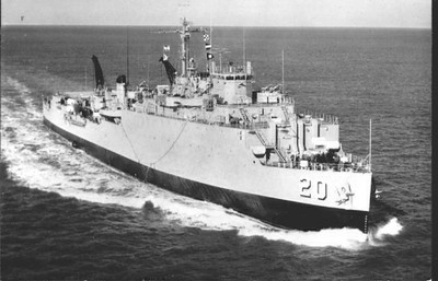 My Navy ship the USS Donner LSD 20