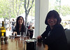 ASM (American Society of Microbiology) Conference - San Francisco - June 2012<br /> Lunch plus dessert after poster success.