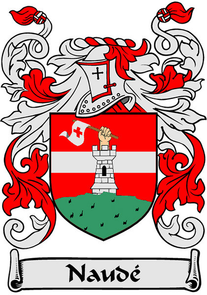 Naudé Coat of Arms
