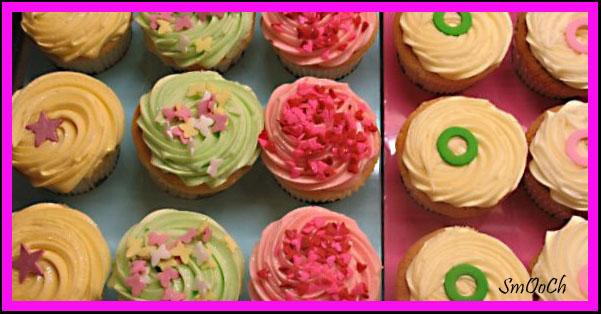 Cupcakes at Harrod's