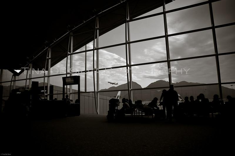 Waiting for Departure<br /> HongKong Airport