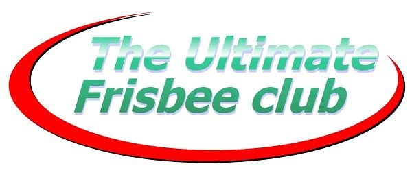 ultimate frisbee club logo