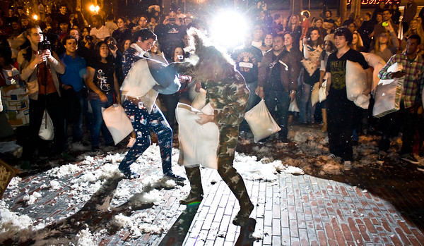 Pillow Fight 2010