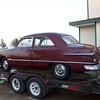 My 1951 Ford Custom