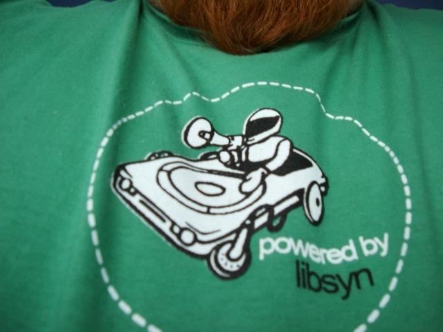 LibSyn T-Shirt