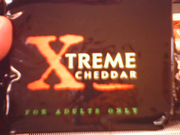 Extreame cheese