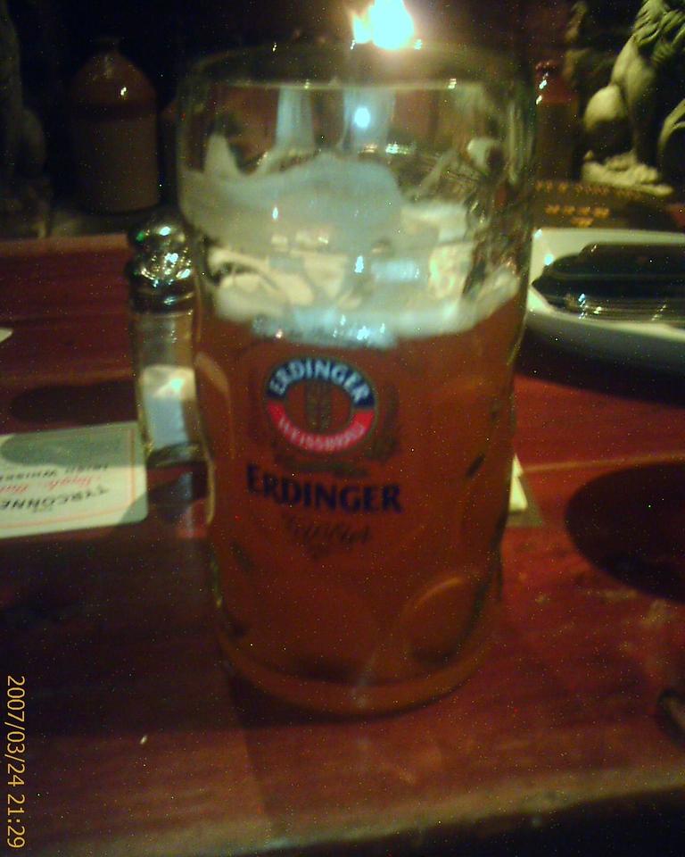 screw pints, we drinking liters
