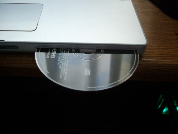 DVD/CDRom on my powerBook