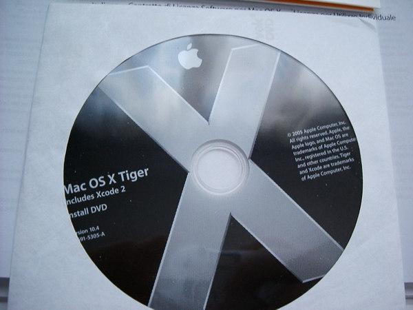 Install DVD