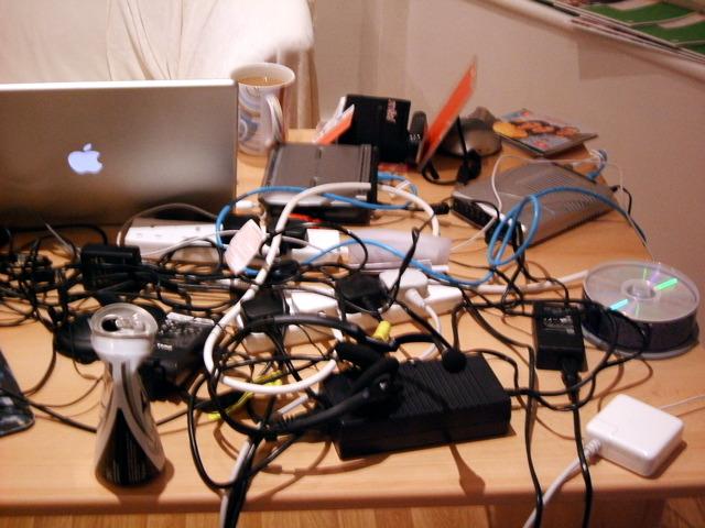 Wireless network my arse