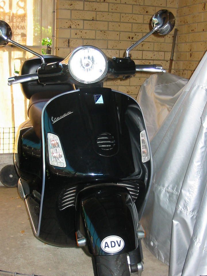 ADV Vespa? Yes we can!
