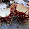 Rambutan Fruit Found on the street in NYC