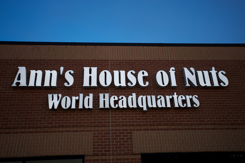 Ann's House of Nuts, World Headquarters