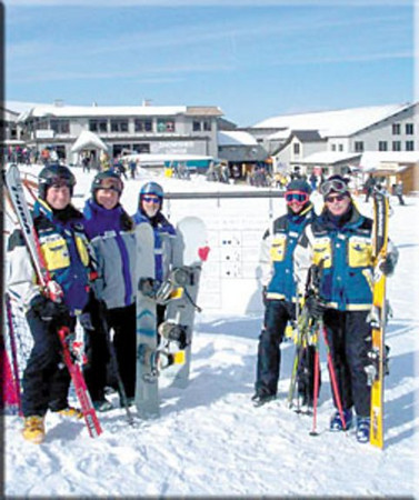 Group Shot for Mountain Times Newspaper.