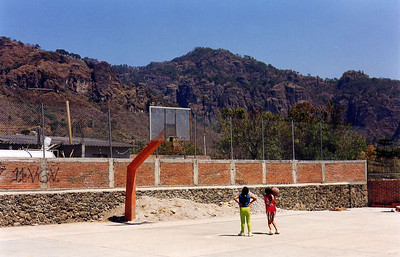 Tepotzlan, Mexico - 1999