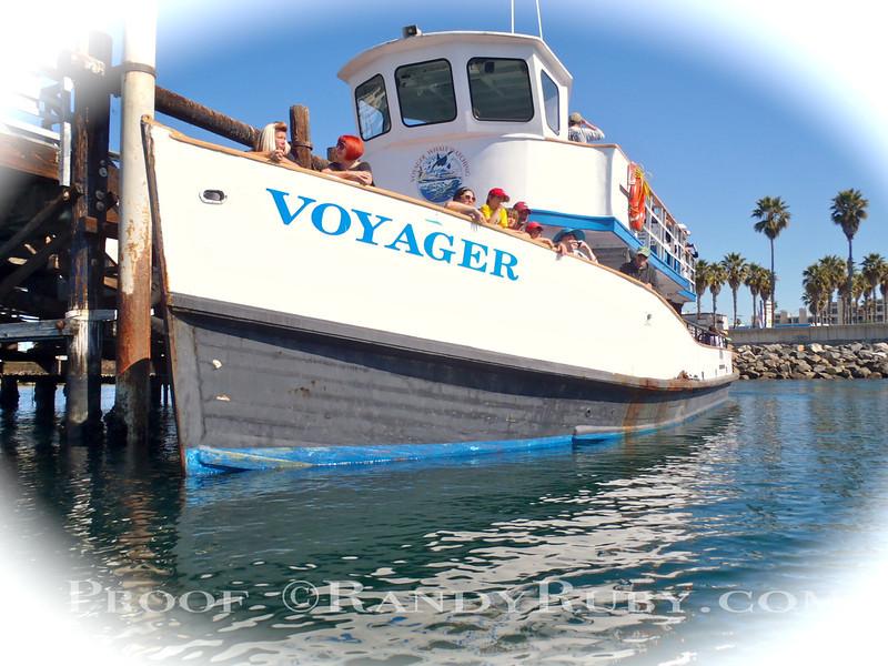 """The Voyager""  King Harbor, Redondo Beach~"