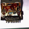 AMR1173 ECU, this is the other side of the pc-board showing part of it's circuitry.
