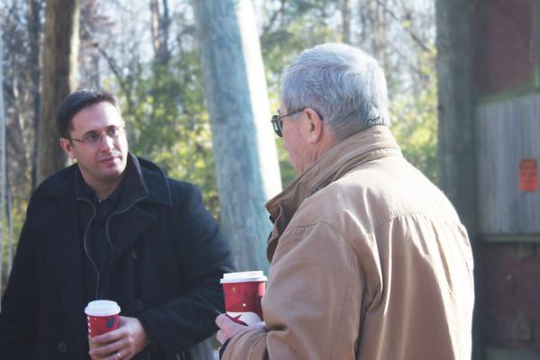 John Flanagan Visit Nov 16 2012