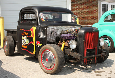 Rat Rods from York Rod Show