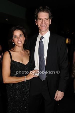 Sandra Coudert, Mark Saferstein<br /> photo by Rob Rich © 2009 516-676-3939 robwayne1@aol.com