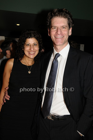 Elise Bennett, Mark Saferstein<br /> photo by Rob Rich © 2009 516-676-3939 robwayne1@aol.com