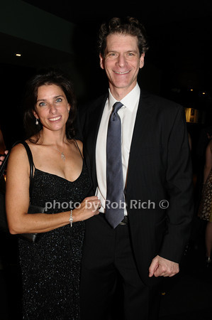 Sandra Coudert, Mark Saferstein<br /> photo by Rob Rich © 2009 516-676-3939 robwayne1@aol.com