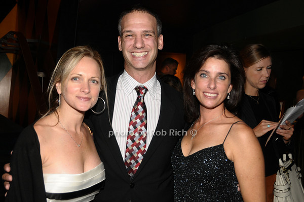 Paige Price, Nevin Steinberg, Sandra Coudert<br /> photo by Rob Rich © 2009 516-676-3939 robwayne1@aol.com