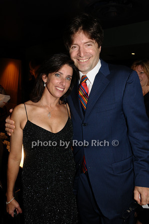 Sandra Coudert, Lawrence Benenson<br /> photo by Rob Rich © 2009 516-676-3939 robwayne1@aol.com