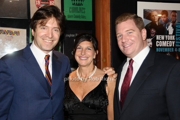 Lawrence Benenson, Cindy Farkas Glanzrock, Scott Perrin<br /> photo by Rob Rich © 2009 516-676-3939 robwayne1@aol.com
