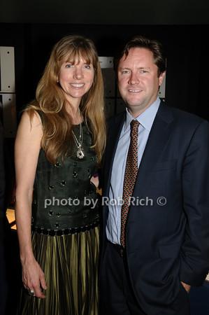 Laura Lobdell, Ivor Clark<br /> photo by Rob Rich © 2009 516-676-3939 robwayne1@aol.com