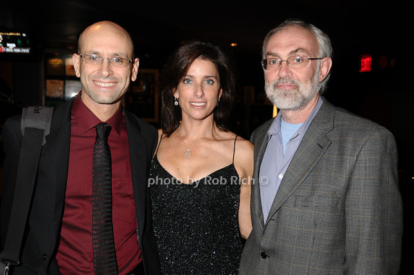Gary Stadtmauer, Sandra Coudert, David Van Asselt<br /> photo by Rob Rich © 2009 516-676-3939 robwayne1@aol.com
