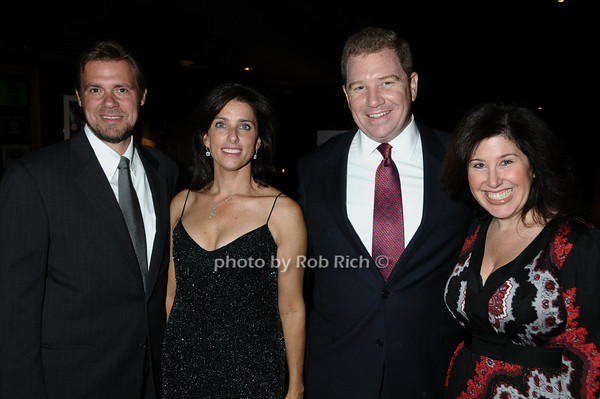 Brian Long, Sandra Coudert, Scott, Marcy Heisler<br /> photo by Rob Rich © 2009 516-676-3939 robwayne1@aol.com
