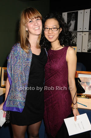 Erica Rannestad, Peiharn Chen<br /> photo by Rob Rich © 2009 516-676-3939 robwayne1@aol.com