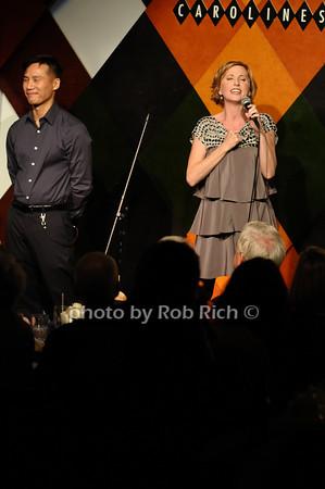 B.D. Wong, Asastasia Barzee<br /> photo by Rob Rich © 2009 516-676-3939 robwayne1@aol.com